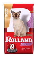 Rolland Gold Kitten