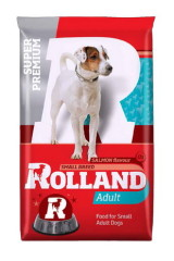 Rolland Super Premium Adult Small Breed Salmon Flavour